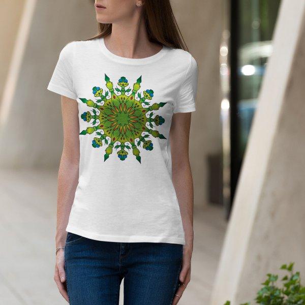 Дамска тениска MW 013