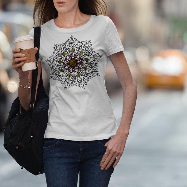 Дамска тениска MW 015
