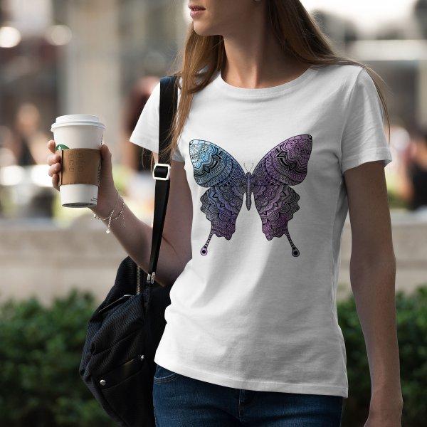 Дамска тениска MW 016