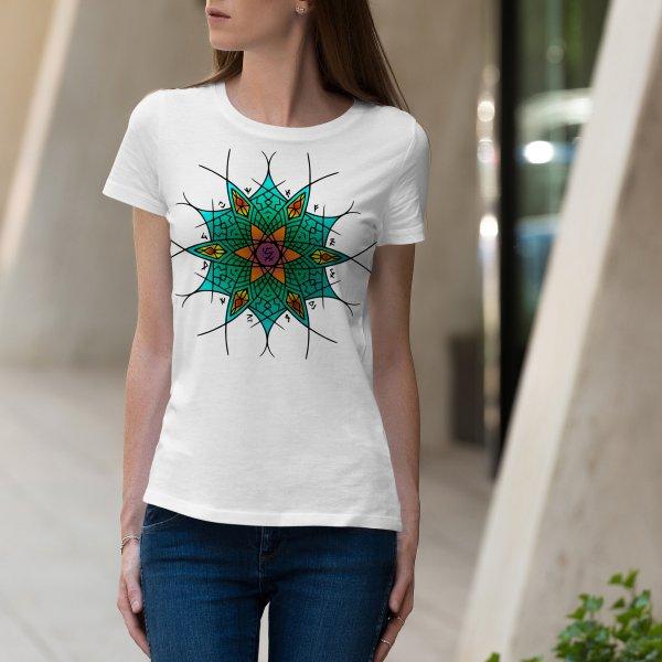 Дамска тениска MW 017