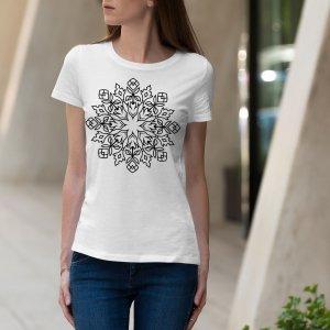Дамска тениска MW 005