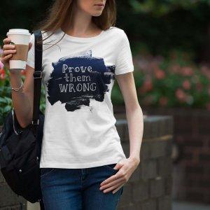 Дамска тениска QW 001