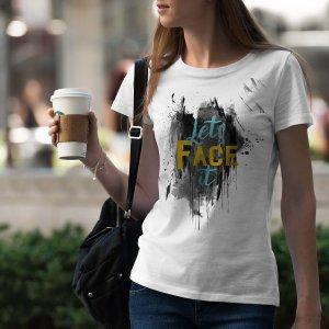 Дамска тениска QW 002