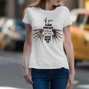Дамска тениска QW 003