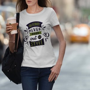 Дамска тениска QW 005