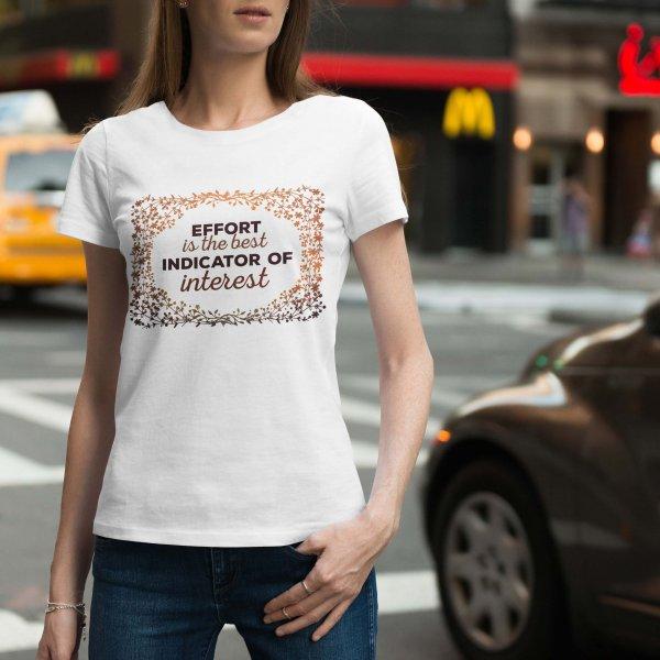 Дамска тениска QW 007
