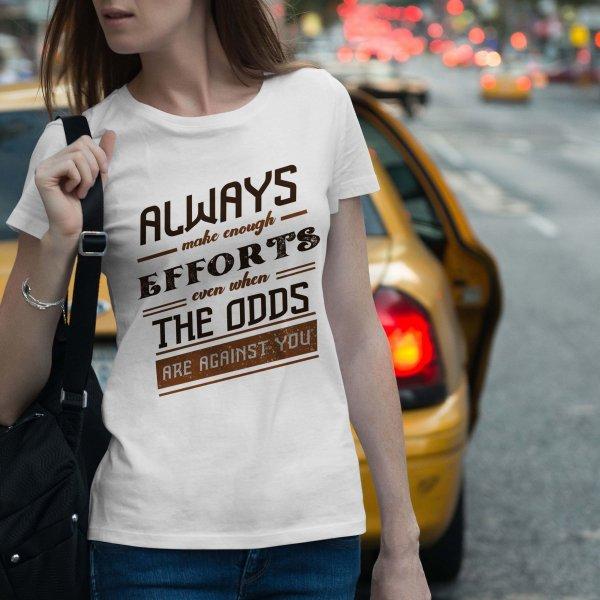 Дамска тениска QW 009