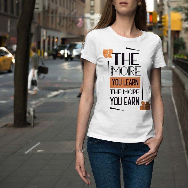 Дамска тениска QW 011