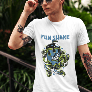 Мъжка тениска Funny M 007