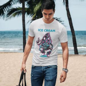 Мъжка тениска Funny M 012