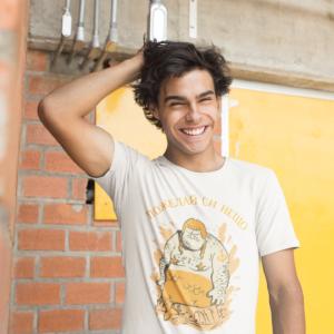 Мъжка тениска Funny M 022