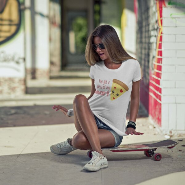 Дамска тениска Funny W 002