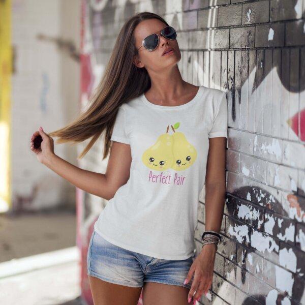 Дамска тениска Funny W 004