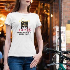 Дамска тениска Funny W 016
