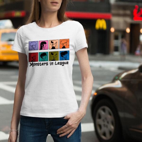 Дамска тениска Funny W 021