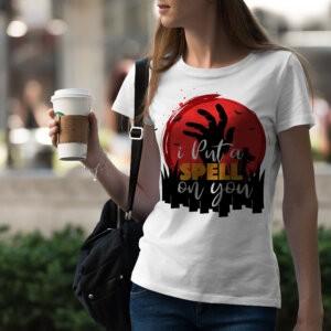 Дамска тениска Funny W 027