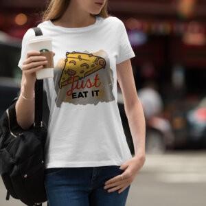 Дамска тениска Funny W 028