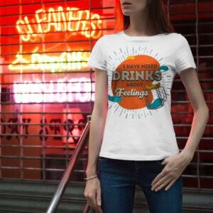 Дамска тениска Funny W 031