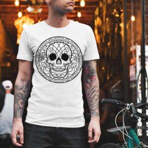 Мъжка тениска Mandala M 003