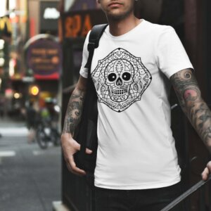 Мъжка тениска Mandala M 004