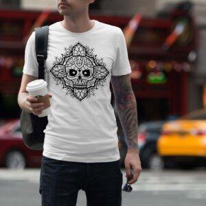 Мъжка тениска Mandala M 005