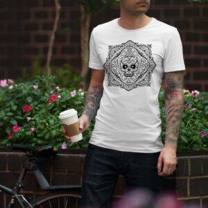 Мъжка тениска Mandala M 006