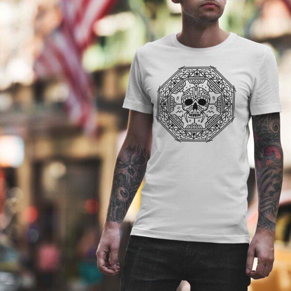 Мъжка тениска Mandala M 008