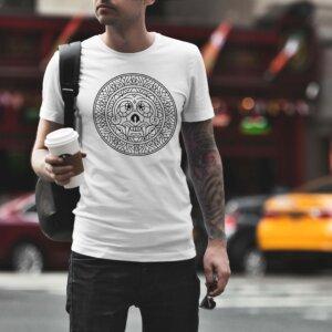 Мъжка тениска Mandala M 010