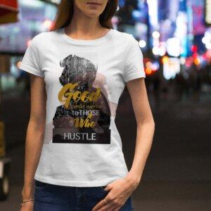 Дамска тениска Sentence W 012