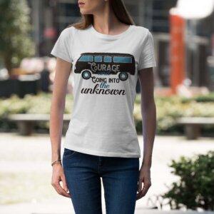 Дамска тениска Sentence W 017