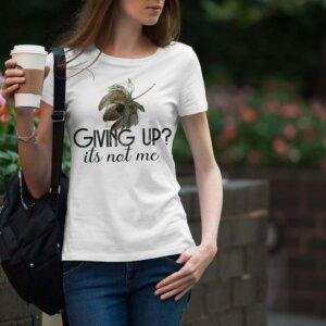 Дамска тениска Sentence W 020