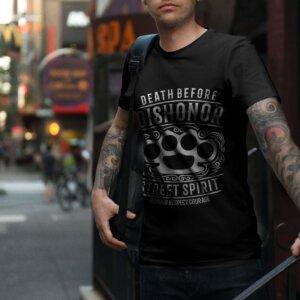 Мъжка тениска Retro M 003